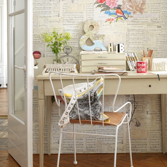 Creative home office | Country home office ideas | housetohome.
