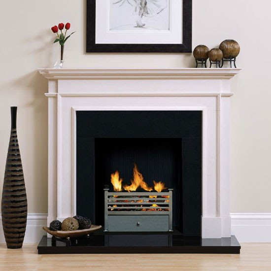 Large or small contemporary fireplaces 10 of the best for Large modern fireplaces