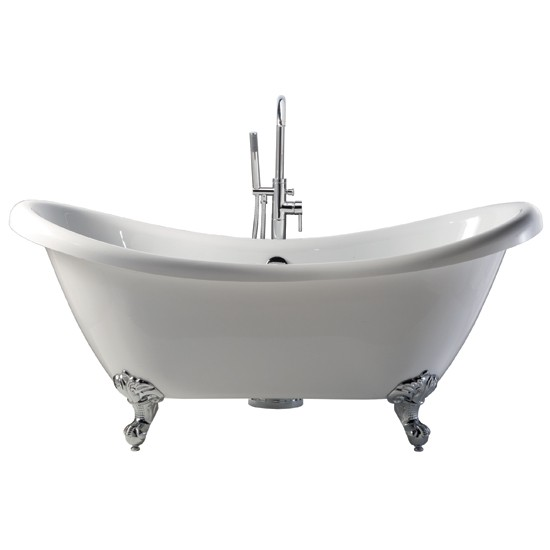 Liberty Roll Top Bath From Victoria Plumb Roll Top Baths