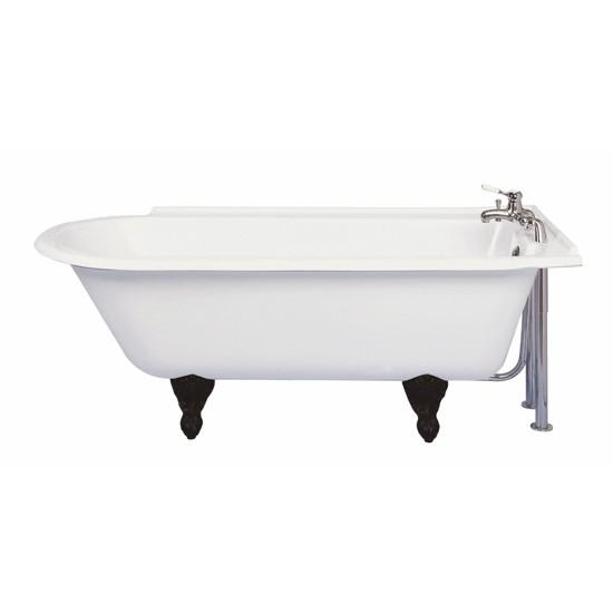 norfolk showering bath from bathstore roll top baths pinterest the world s catalogue of ideas