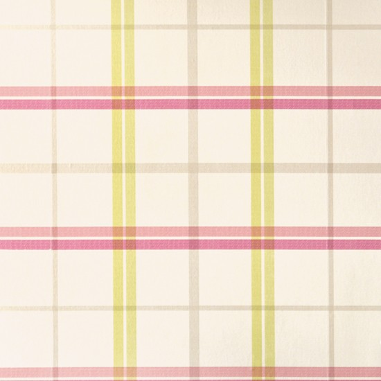 Pink check wallpaper from Next | Country wallpaper   10 of the best