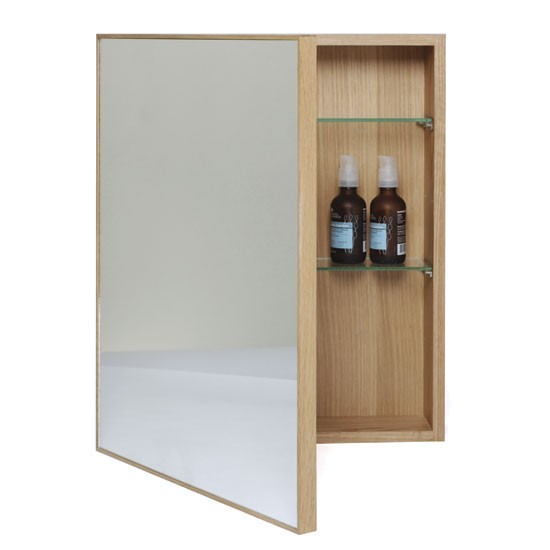 slimline 550 cabinet from twentytwentyone bathroom