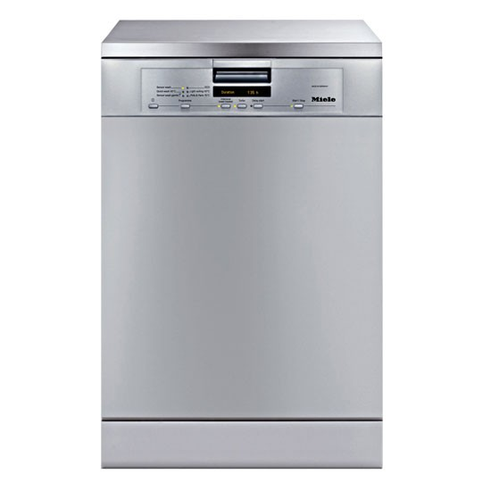G5620 sc clst freestanding dishwasher from miele dishwashers 10 of the best - Dishwasher for small space gallery ...