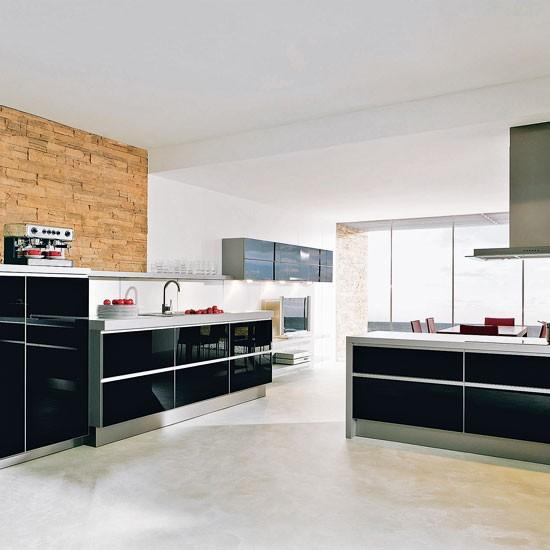 Brick feature wall kitchen ideas pinterest for Kitchen feature wall ideas