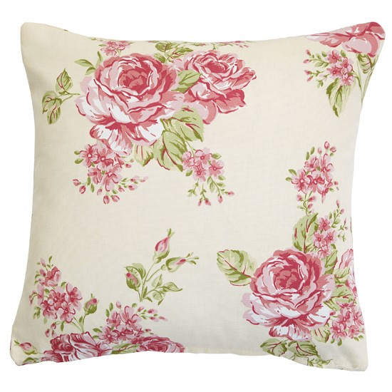 Flora Filled Cushion From Woolworthscouk Floral