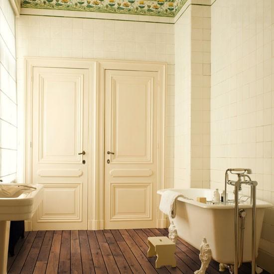 Quick Step Lagune Ship Deck Oak Bathroom Flooring Quick Step