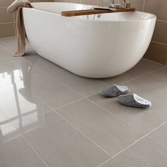 Regal porcelain from topps tiles bathroom flooring ideas for Bathroom floor tile ideas