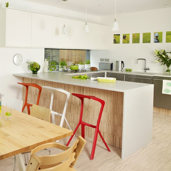 Spacious kitchen-diner | Extended Thirties house | PHOTO GALLERY | Ideal Home | Housetohome