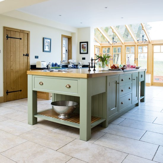 Kitchen Craft Cabinets Weathered Slate with Traditional Kitchen
