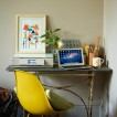 Vintage country home office