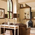 Step inside a converted church full of character