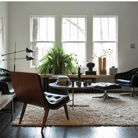 mid century style living room modern living room ideas livingetc