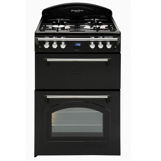 grb6gvk freestanding dual fuel cooker from leisure. Black Bedroom Furniture Sets. Home Design Ideas