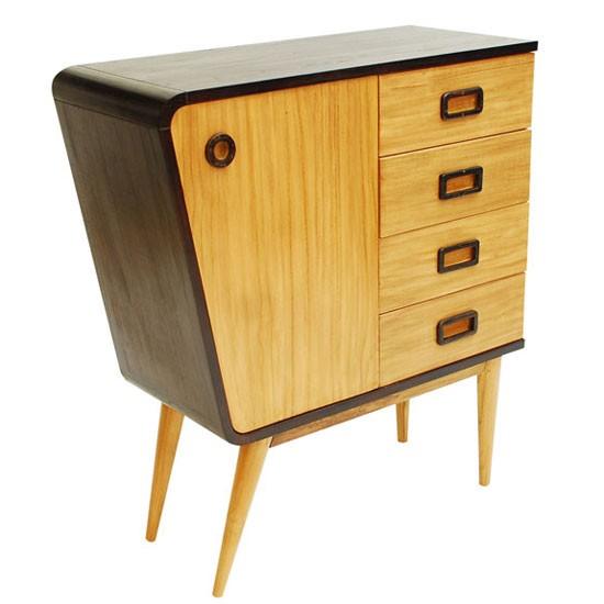 retro pine effect sideboard from dunelm mill sideboards. Black Bedroom Furniture Sets. Home Design Ideas