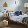 Fresh contemporary bedroom - 10 ideas from Lenor