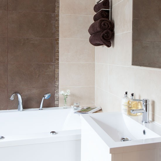 Bathroom Be Inspired By An Updated 1930s Home In Essex