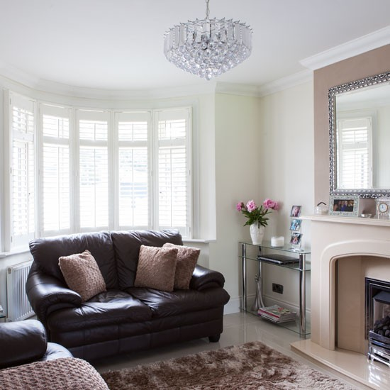 Be inspired by an updated 1930s home in essex for 1930s living room ideas