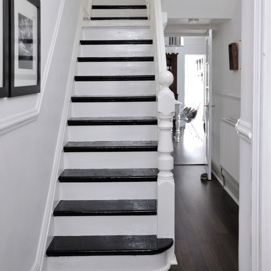 New Paint Ideas For Hallways And Stairs