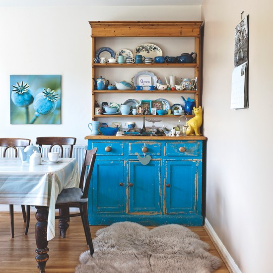 painted dining room dresser country dining room ideas housetohome