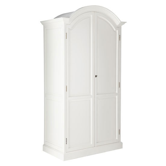 chapelle french armoire from oka country style wardrobes. Black Bedroom Furniture Sets. Home Design Ideas