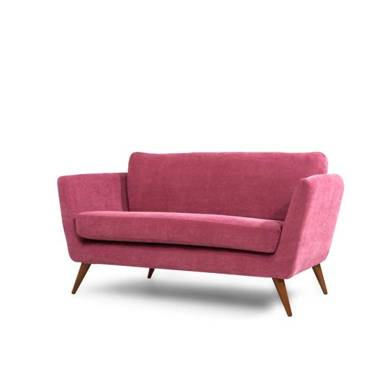 pink sofa from dfs budget sofas