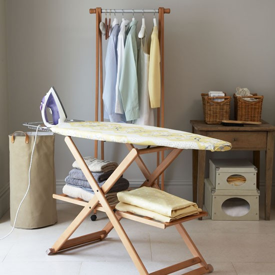 Smart ironing essentials | Utility room | PHOTO GALLERY | Ideal Home | Housetohome