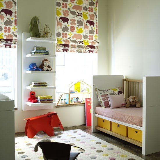 Statement blinds | Children's rooms | PHOTO GALLERY | Ideal Home | Housetohome