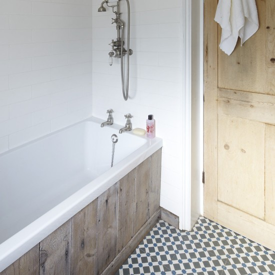 Bathroom | Vintage style | Victorian terraced house | PHOTO GALLERY | Ideal Home | Housetohome