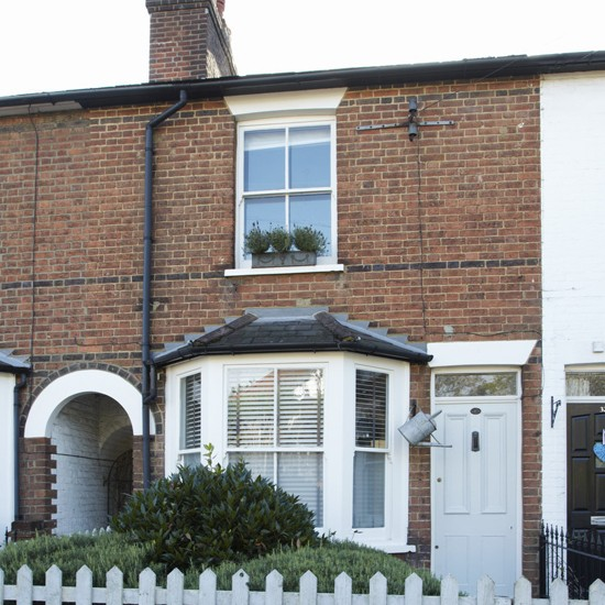 Be Inspired By This Vintage Style Terraced Home