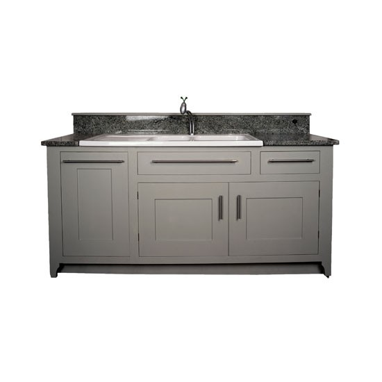 Kitchen Sink Base Unit: Sink Base Unit From Barnes Of Ashburton