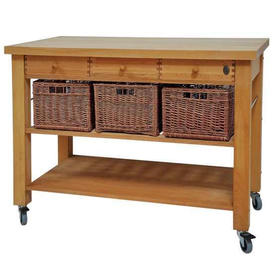 Butcher 39 S Trolley From John Lewis Freestanding Kitchen Units