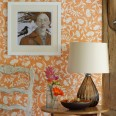 How to decorate with yellow and orange