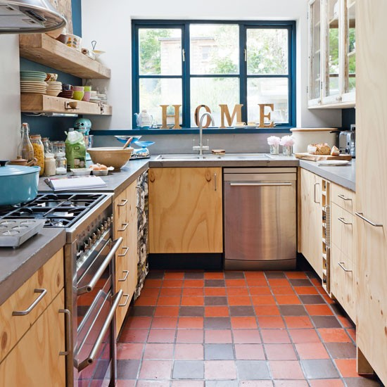 style kitchen  Small kitchen design ideas  housetohome.co.uk