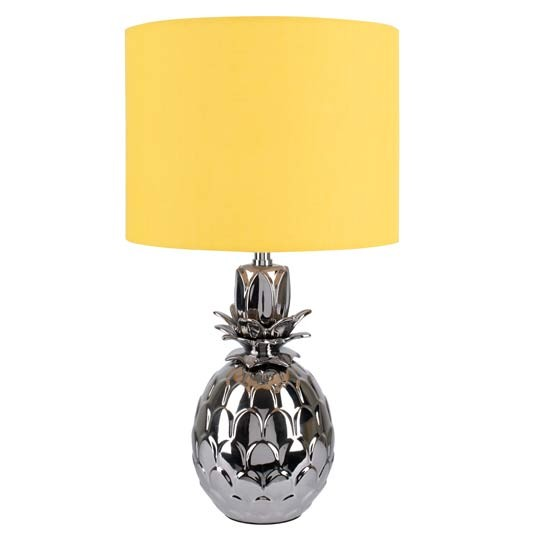 Pineapple Lamp From House Of Fraser