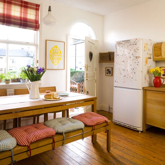 Bench Seating Country Kitchen Ideas Style At Home Housetohome