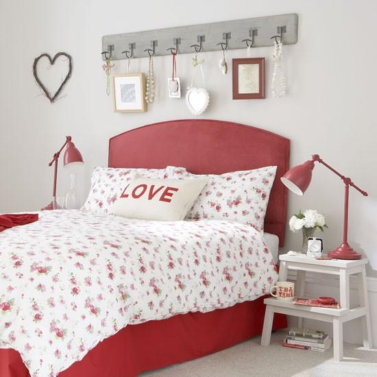 Home design letsroll vintage style teen girls bedroom ideas for Country teenage girl bedroom ideas