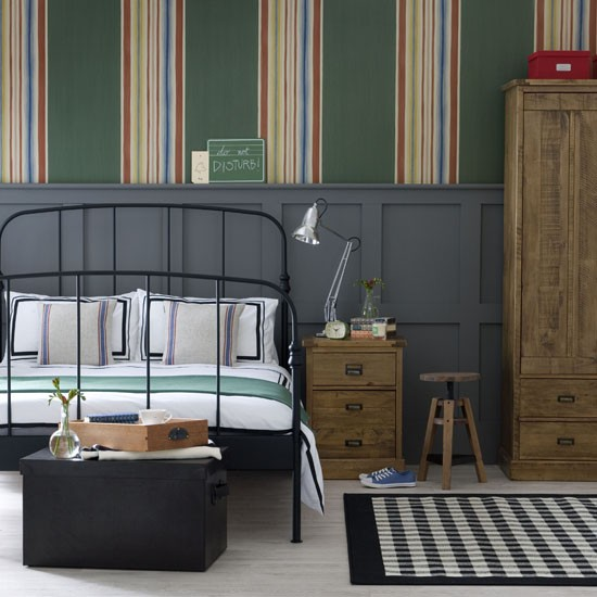 Teenage girls bedroom ideas for Bedroom ideas industrial