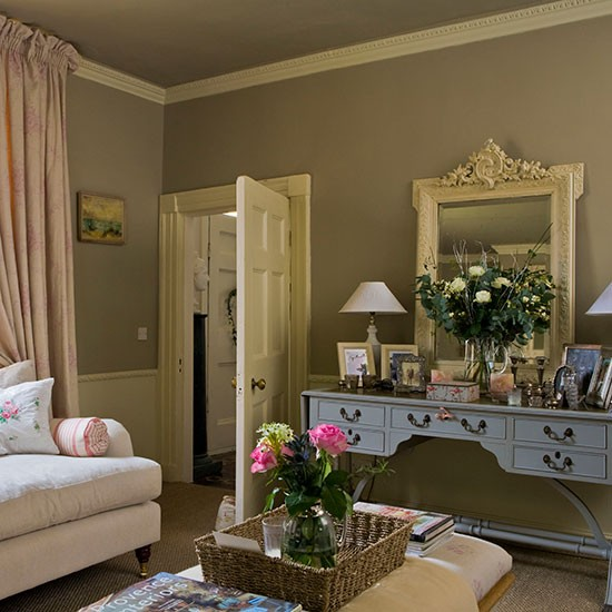 Front sitting room | Georgian house tour in Lincolnshire | PHOTO GALLERY | Homes & Gardens | housetohome.co.uk