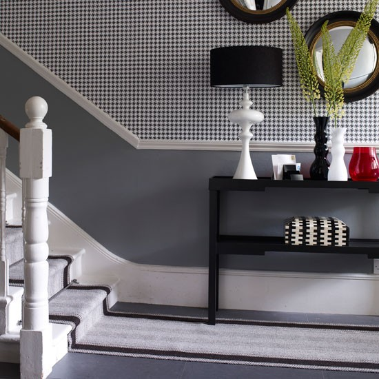 Subtle Contrast How To Decorate With Grey Housetohome