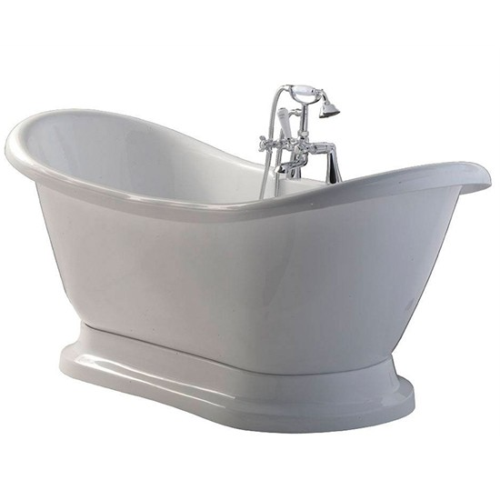 Boat Double Ended Slipper Bath From Victoria Plumb Bathroom Shopping