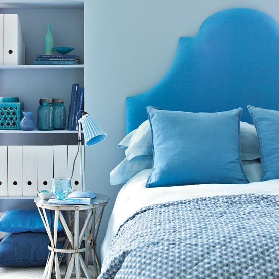 peacock blue bedroom bedroom decorating ideas ideal home