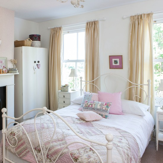 pastel country bedroom bedroom decorating housetohome