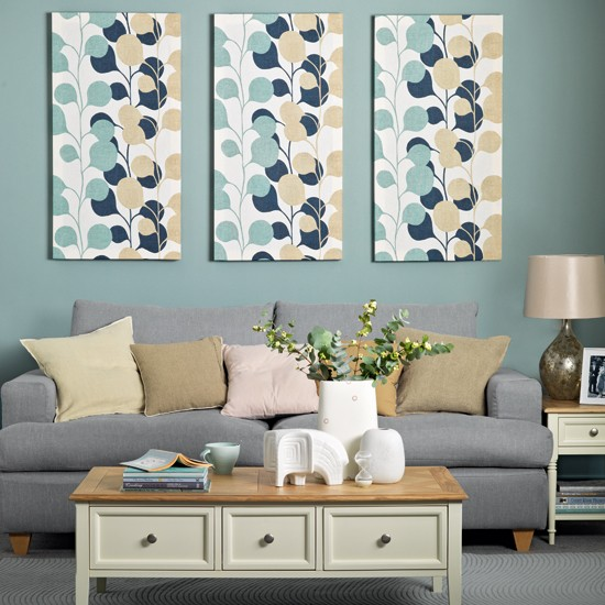 teal living room with wall panels living room decorating
