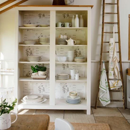 Kitchen Shelves Ideas: Kitchen Display Shelving
