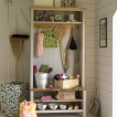 Utility room storage cupboard