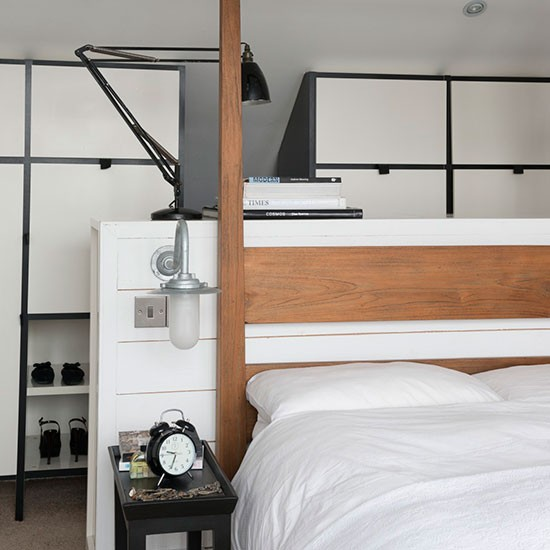 Loft bedroom | Modern house tour | PHOTO GALLERY | Livingetc | Housetohome.co.uk