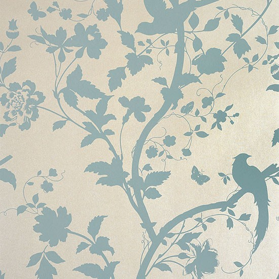 Oriental garden wallpaper dining room wallpaper 10 of for Oriental style wallpaper uk