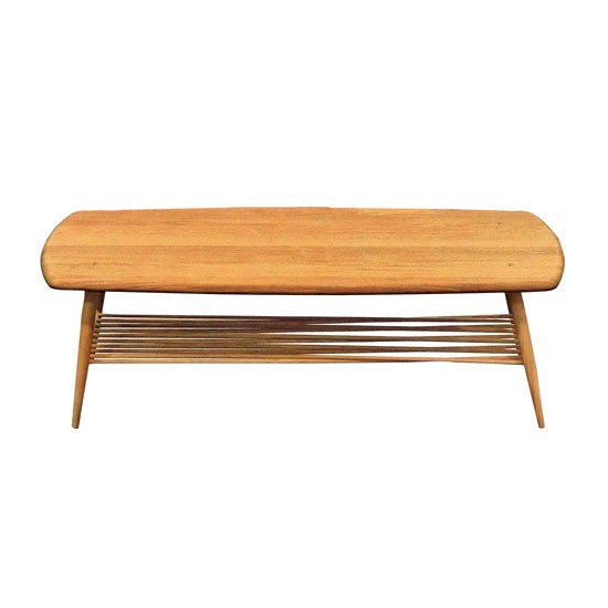 Ercol chiltern coffee table from john lewis budget for Coffee tables john lewis