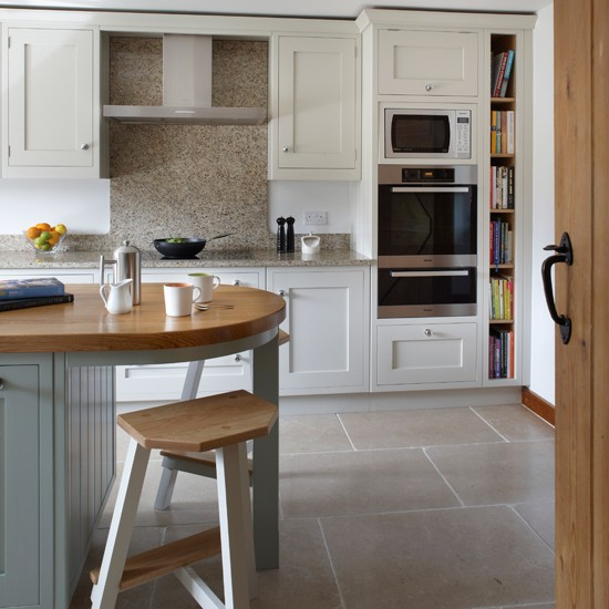 white shaker style kitchen housetohome co uk