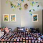 Characterful children&#039;s room